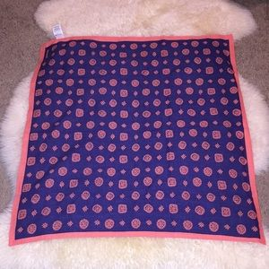 """Madewell scarf 22"""" square"""